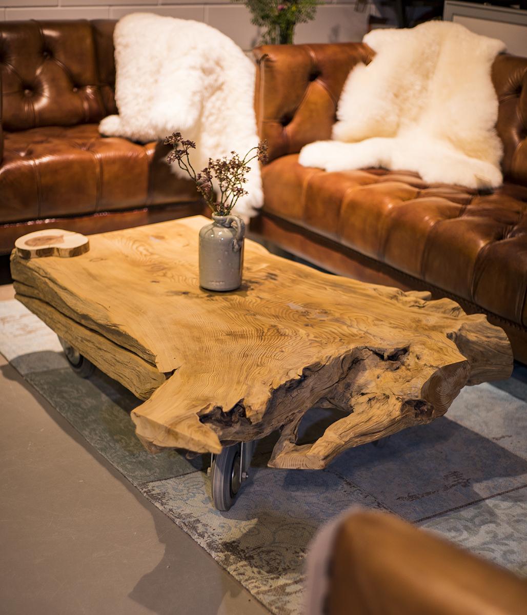 drijfhout salontafel